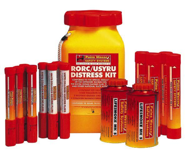 Pains Wessex ORC / RORC Distress Kit
