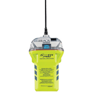 ACR 2848 Category II GlobalFix iPro Manual Deploy Epirb with GPS