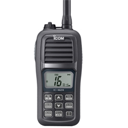 ICOM M24 Handheld Floating VHF Radio