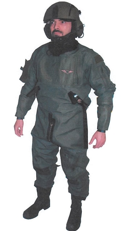 Mustang MSF300 Tactical Aircrew Dry Suit System