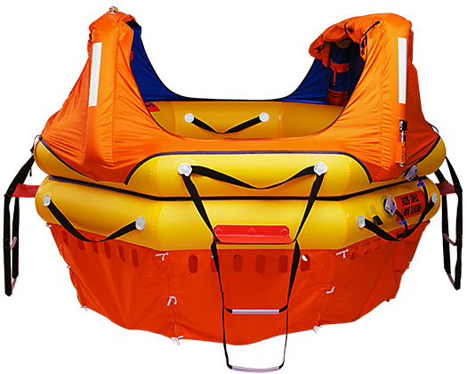 Switlik Offshore Life Raft - Soft Pack