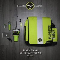 ACR 2348 GLOBALFIX V4 EPIRB SURVIVAL KIT
