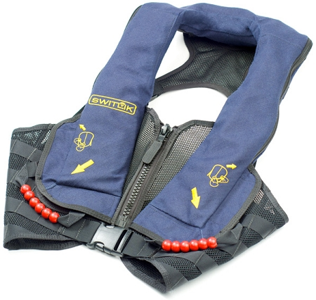 Switlik HV-35C X-Back Air Crew Vest