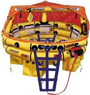 Winslow / Valise Pack - 6 Person Ultra Light Offshore Life Raft- Part 91