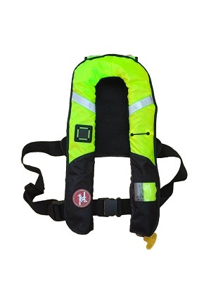 FIRST WATCH - 38G PRO INFLATABLE PFD AUTOMATIC LIFE VEST  (FW-38ProA : Automatic)