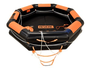 REVERE IBA 25 Person Raft - Container
