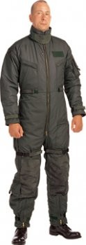 Mustang Breathable Constant Wear Aviation Coverall - MAC100
