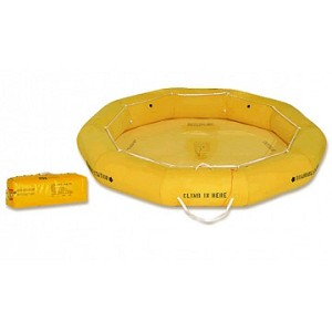 T9 EAM Life Raft - TSO'd 9 MAN Raft, FAR 121, PN: R0103A105
